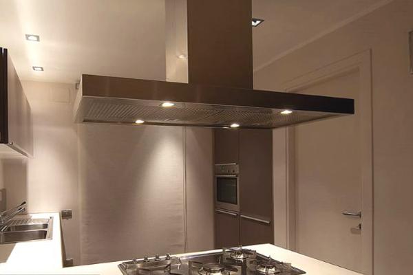 Illuminazione piano cucina forum arredamento it for Faretti casa classica