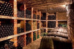 Per la cantina dei vini scegliamo un illuminazione a led