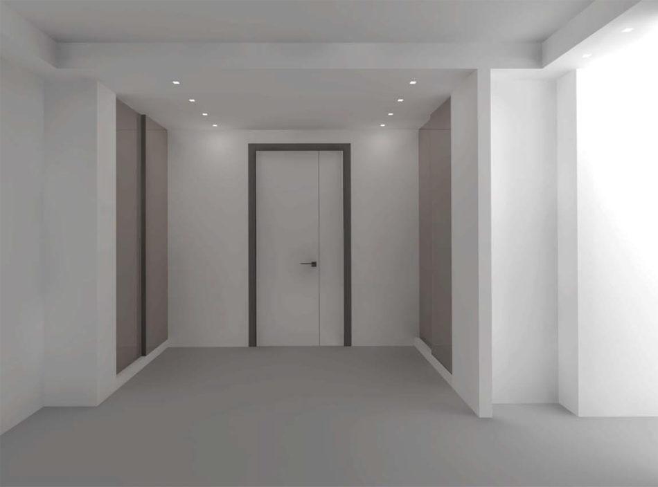 illuminare l'ingresso