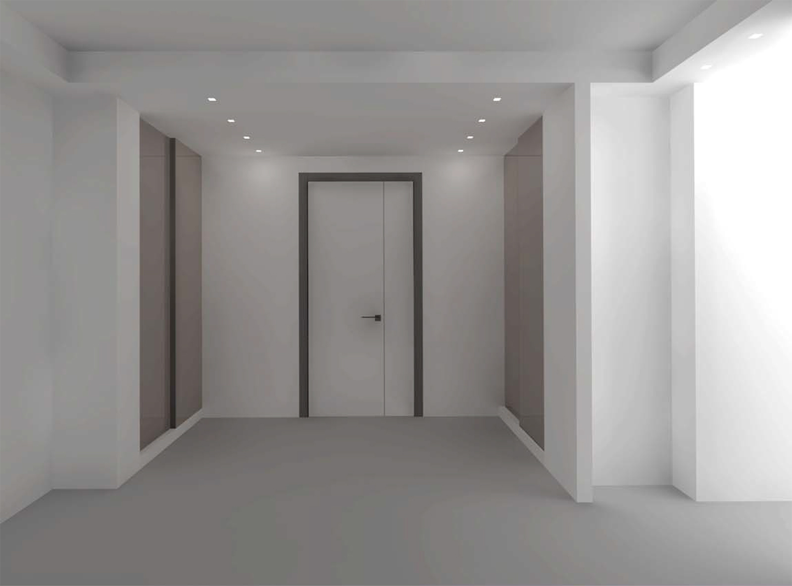 Idee per illuminare l 39 ingresso i faretti illuminazione interni - Idee per illuminare casa ...